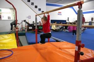 Gymnastics Bars