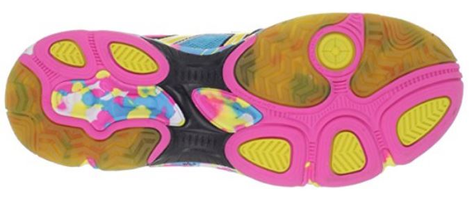 Kids Volleyball Shoe Sole